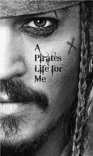 A pirates life for me Picture Quote #1