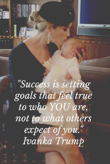 Success is setting goals that feel true to who YOU are, not to what others expect of you Picture Quote #1