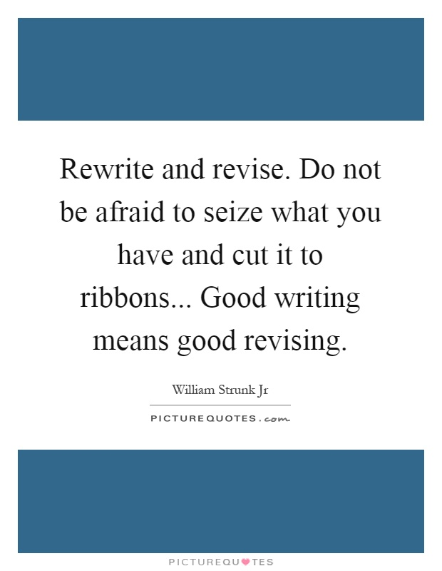 revise essay means Paper checker reasons to use paper rater  paperrater may modify or revise these terms at any time,  its products or services through automated means, .
