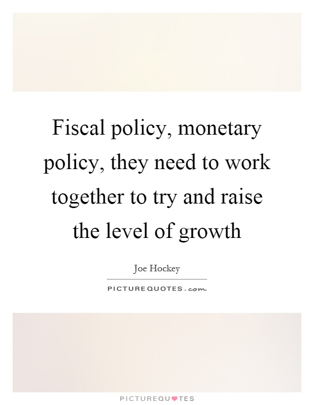 how monetary policy can raise the Expansionary and restrictive monetary policy can both we know from our understanding of monetary economics that an attempt to raise interest rates will.