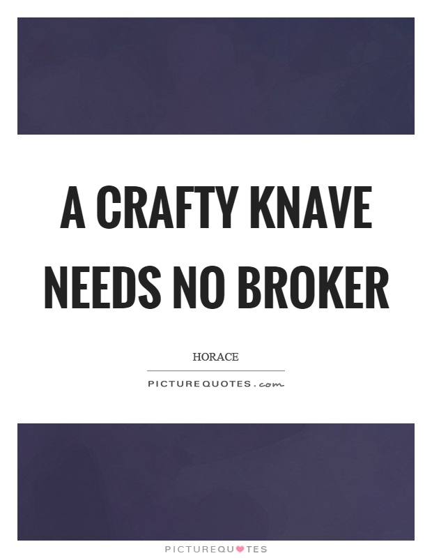 Quotes on broker