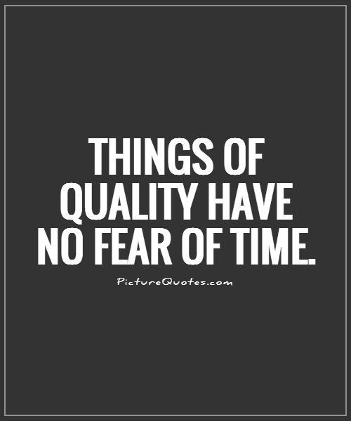 Quality Of Work Quotes: Quality Quotes And Sayings. QuotesGram