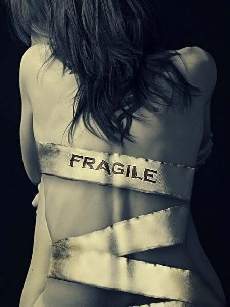 Fragile Picture Quote #1