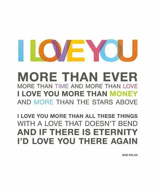 I love you more than ever Picture Quote #1
