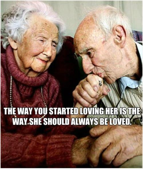 The way you started loving her is the way she should always be loved Picture Quote #1
