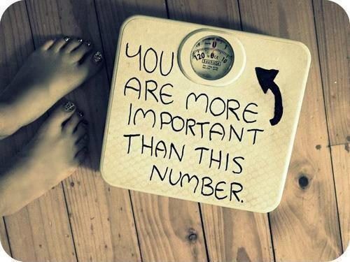 You are more important than this number Picture Quote #1
