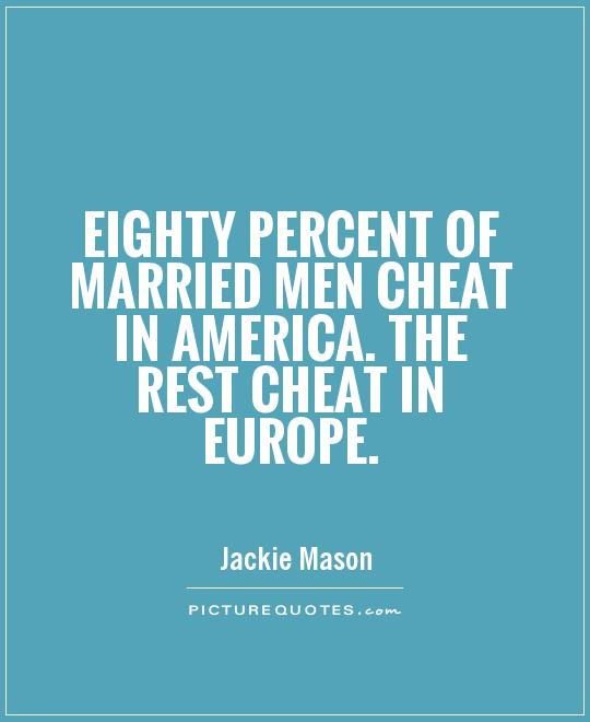 quotes about a man cheating