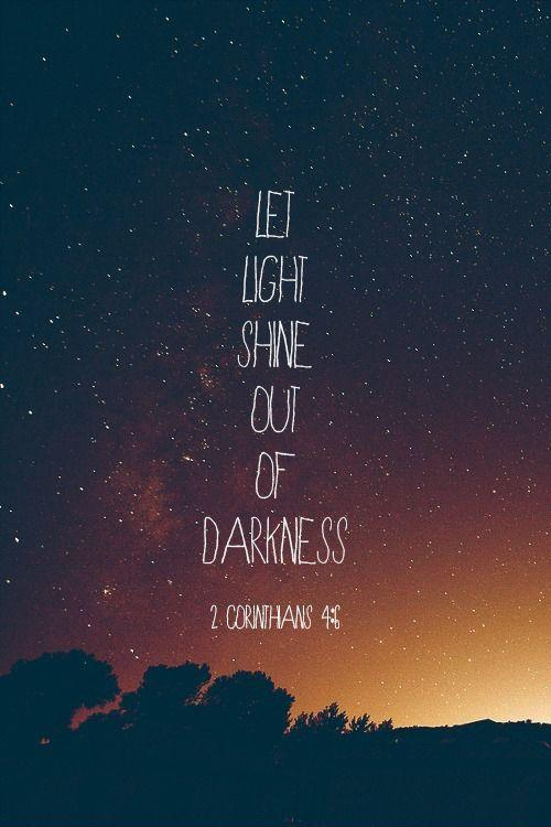Quotes About Darkness Quotesgram