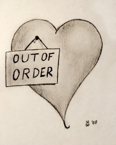 Out of order Picture Quote #1