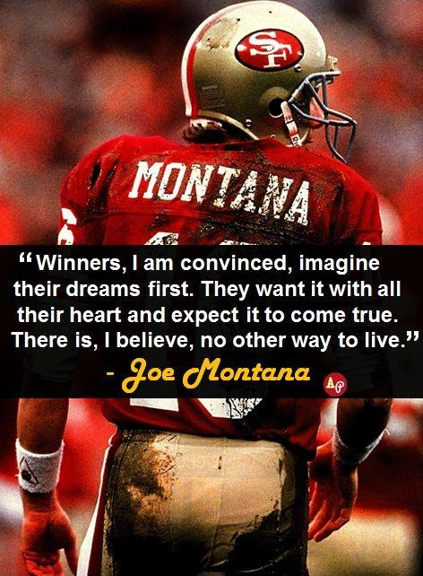 Winners, I am convinced, imagine their dreams first. They want it with all their heart and expect it to come true. There is, I believe, no other way to live Picture Quote #1