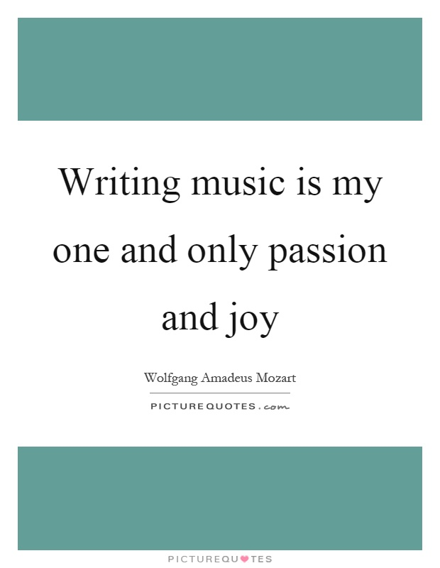 Passion And Joy Quotes & Sayings   Passion And Joy Picture