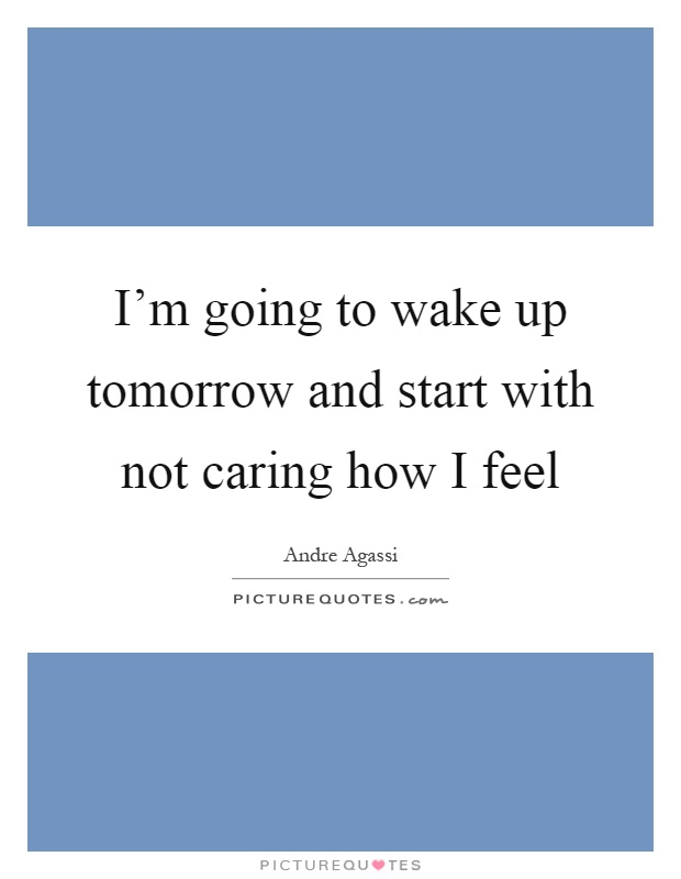quotes about not caring - photo #46
