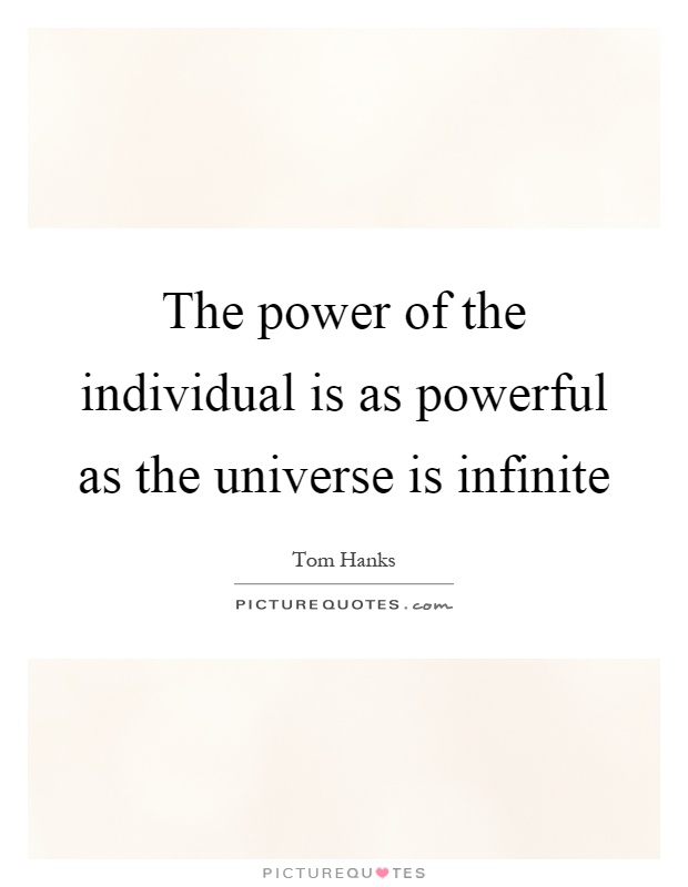 the power of the individual Celebrating the power of the individual by machaelle wright, founder of perelandra perelandra celebrates the power of the individual everything we offer is geared to the individual and his or her quest to live in environmentally friendly ways in thr.