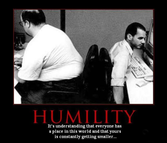 Humility Picture Quotes