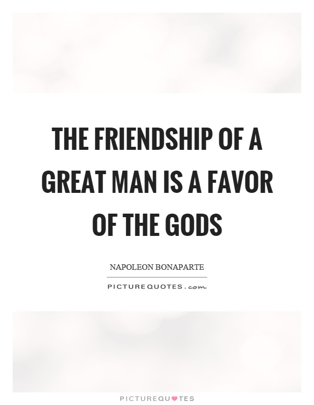 Man Friendship Quotes & Sayings | Man Friendship Picture Quotes