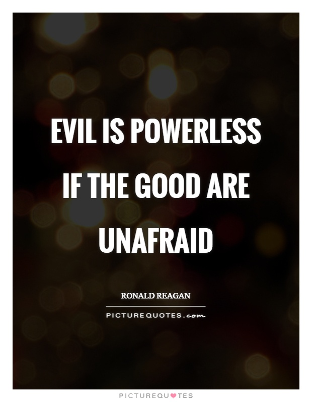 Good and evil quotes