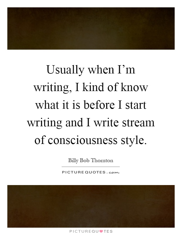 stream of conscious writing Stream of consciousness writing write hard and clear about what hurts -  earnest hemmingway a good way to deepen emotional healing is to practice  daily.