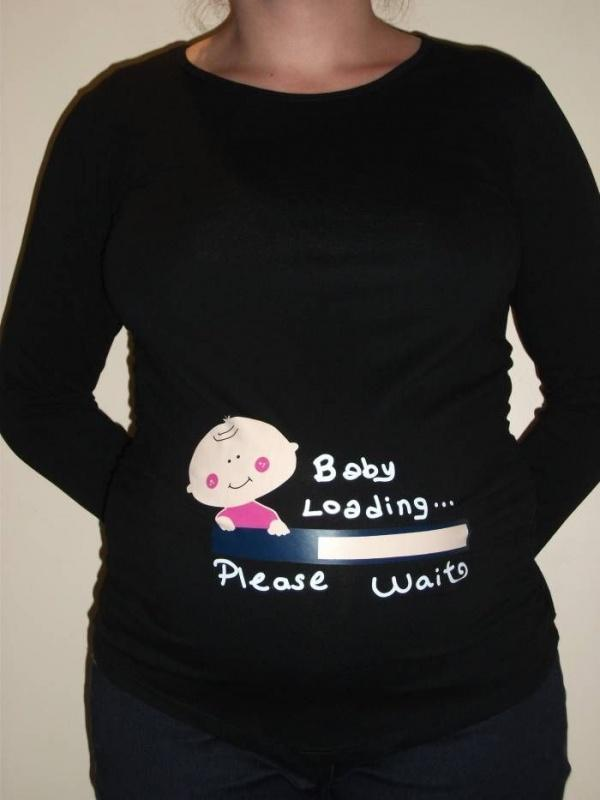 Baby loading... please wait Picture Quote #1
