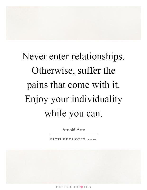 enter relationship