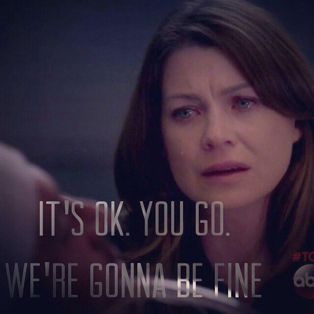It's ok. You go. We're gonna be fine Picture Quote #1