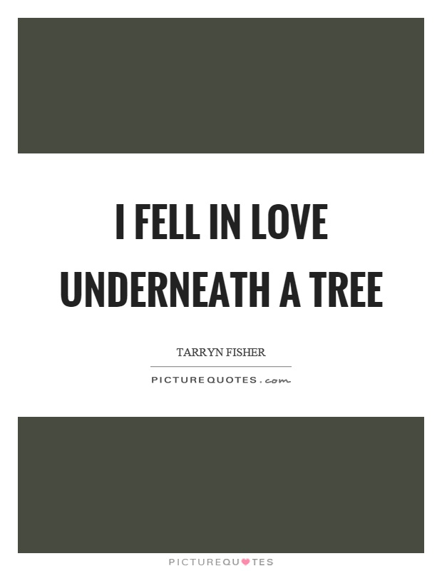 mosses and trees relationship quotes