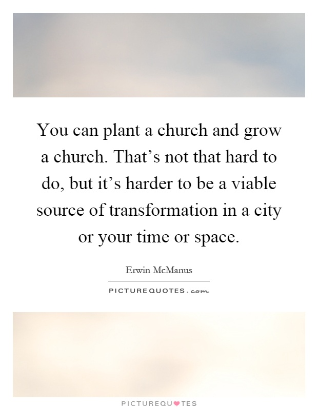 What can churches do to become
