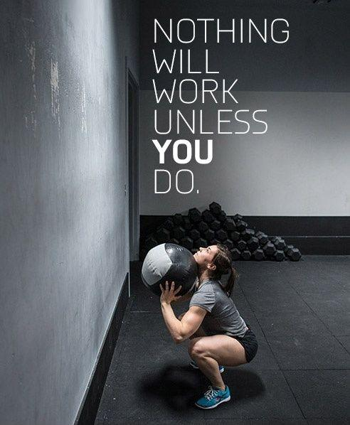 Nothing will work unless you do Picture Quote #1