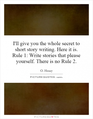 how to write a success story about yourself