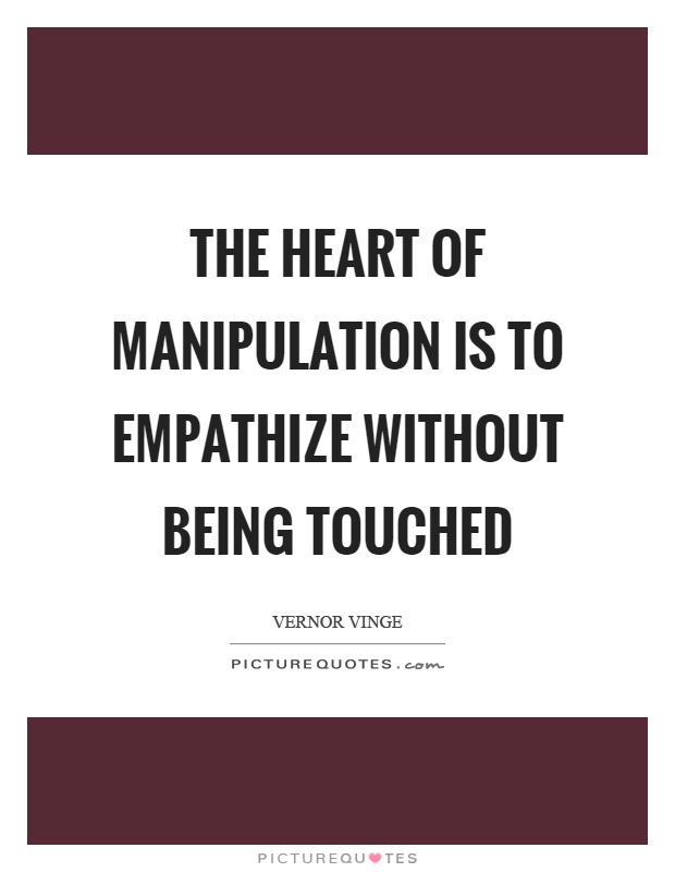144 Manipulation Quotes by QuoteSurf