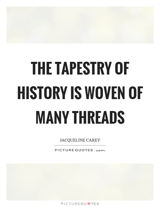 threads of history Threads of empire examines how russia's imperial officials and  steinwedel  argues that the history of bashkiria exposes a number of the.
