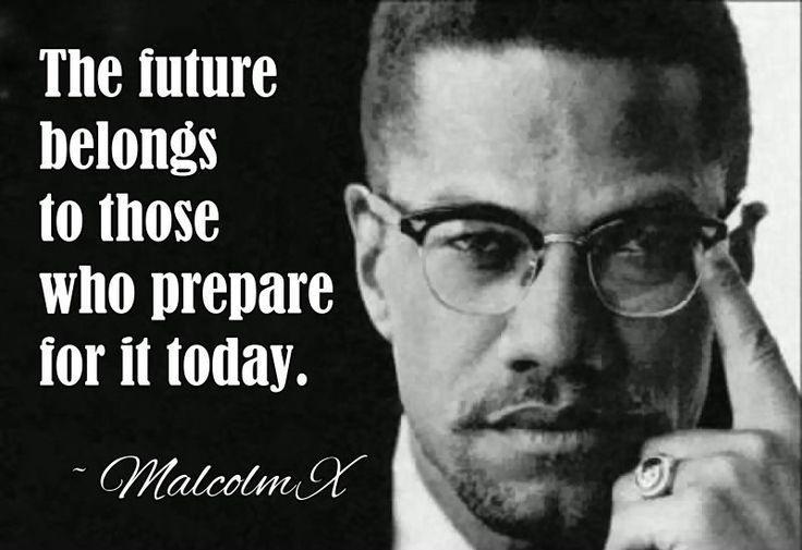 The future belongs to those who prepare for it today Picture Quote #1