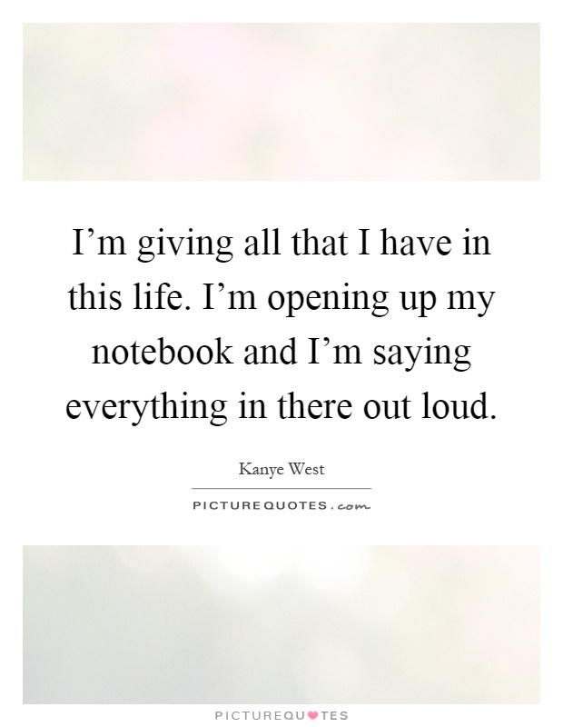 im giving up on life quotes - photo #16