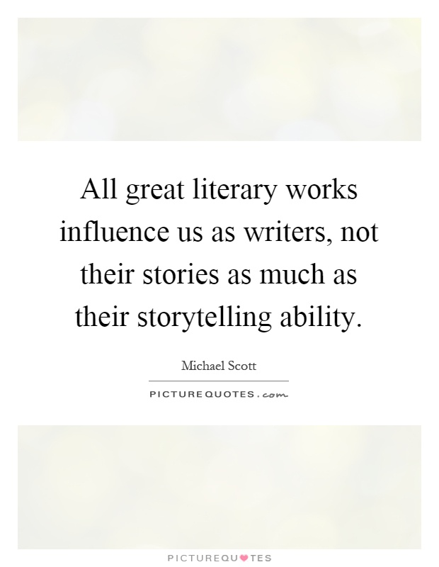 """all literature shows us the power """"all literature shows us the power of emotion it is emotion, not reason, that motivates characters in literature"""" paraphrased from an interview with duff brenna."""