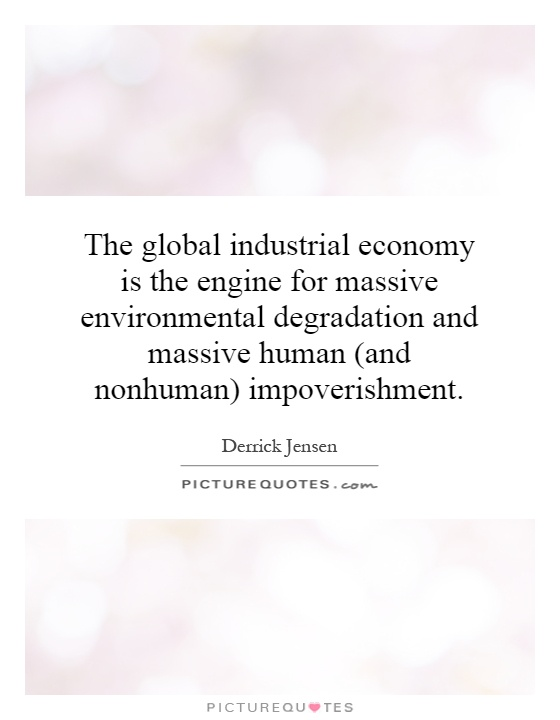 industrialization and the world economy Industrialization definition, the large-scale introduction of manufacturing, advanced technical enterprises, and other productive economic activity into an.