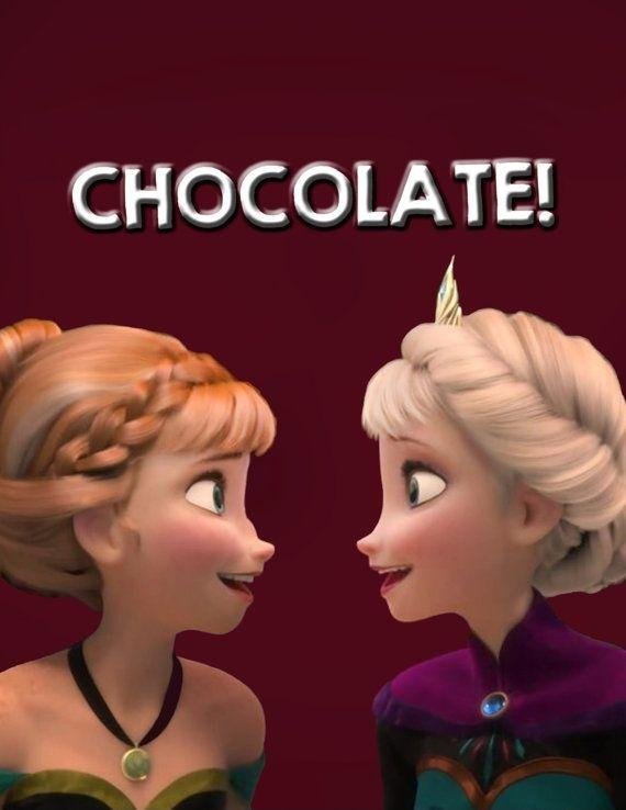 Chocolate! Picture Quote #1