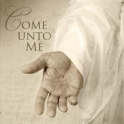 Come unto me Picture Quote #1