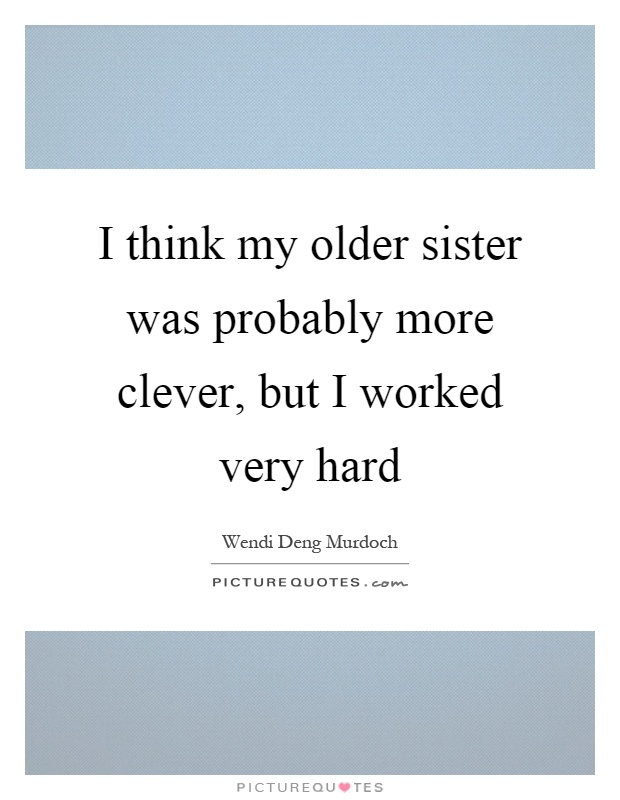 older sister quotes from younger sister - photo #15
