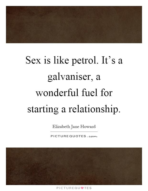 sex starting relationship