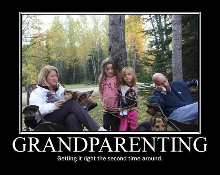 Grandparenting - getting it right the second time around Picture Quote #1
