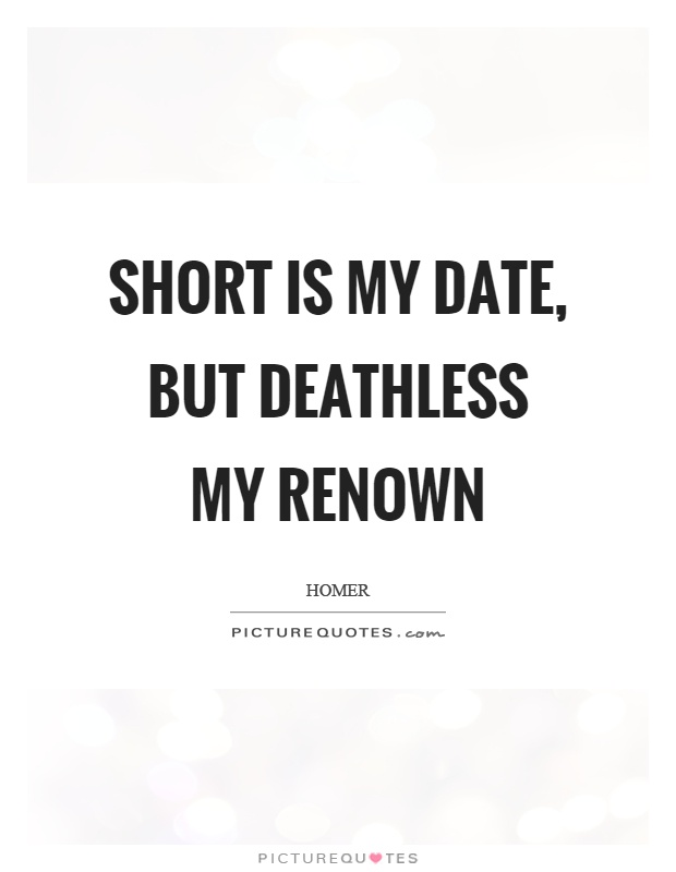 short quotes for dating