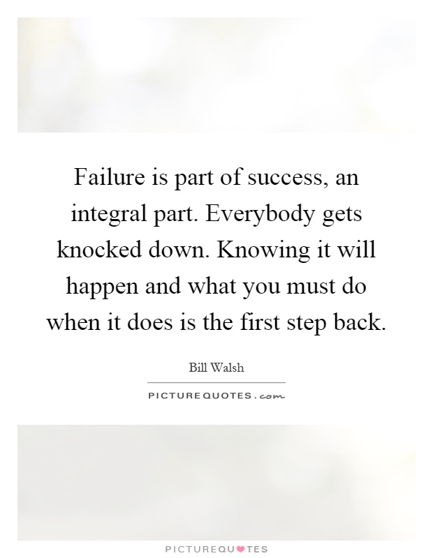 Inspirational Quotes About Failure: Knocked Down Quotes & Sayings