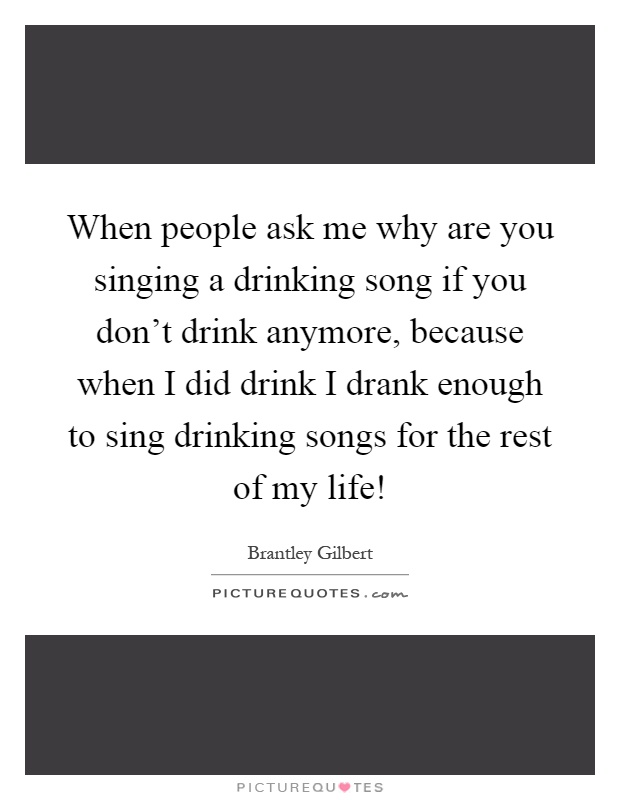 Drinking songs quotes - managementdynamics info