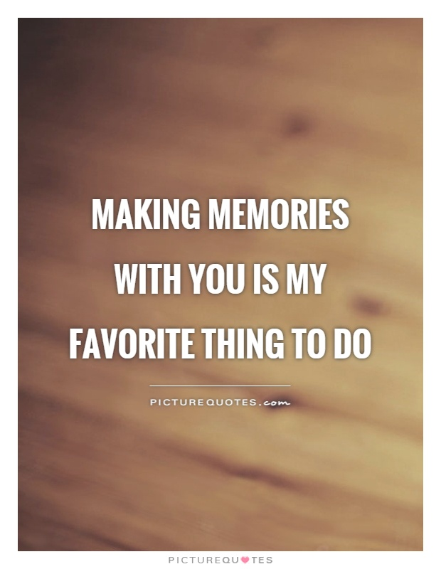 Pictures Make Memories Quotes: Memories Picture