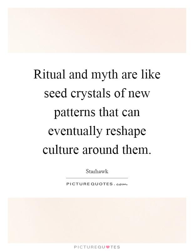 eliade myth and ritual relationship