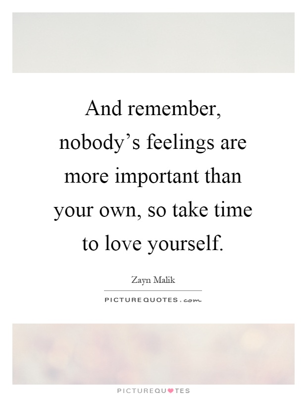 home is more important than love You might love one more, but you wont hate the other or not care for his/her needs  i believe one should not have to choose which relationship is more important.