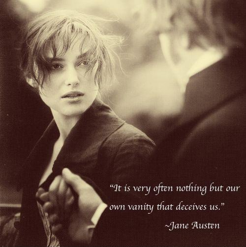 It is very often nothing but our own vanity that deceives us Picture Quote #1