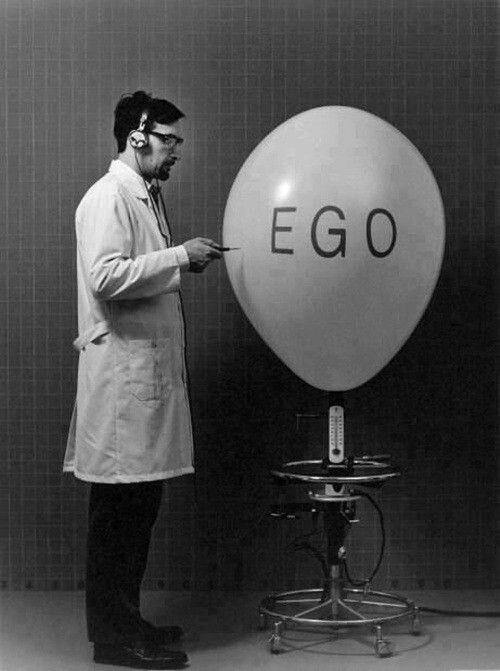 Ego Picture Quote #1