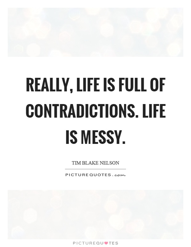 attraction and contradictions of life Very little is known about sarah's life prior to may 12,  introducing contradictions in the films' dating that cannot be  there is some attraction between them.