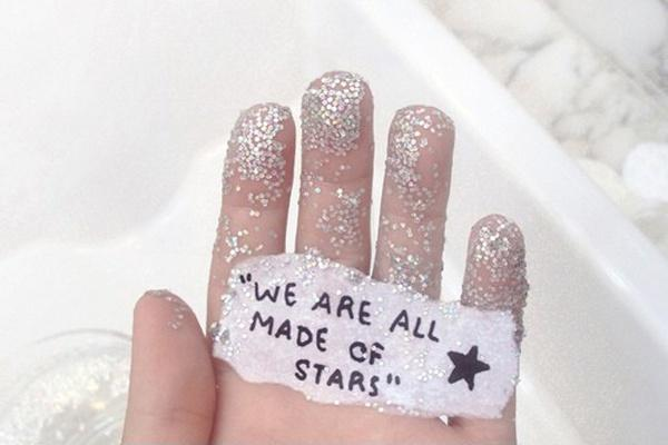 We are all made of stars Picture Quote #1
