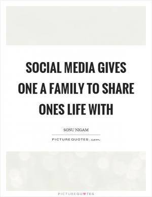social media and family relationships New technologies always seem to stir up fear and anxiety in some quarters the internet, and social networking in particular, is no exception.